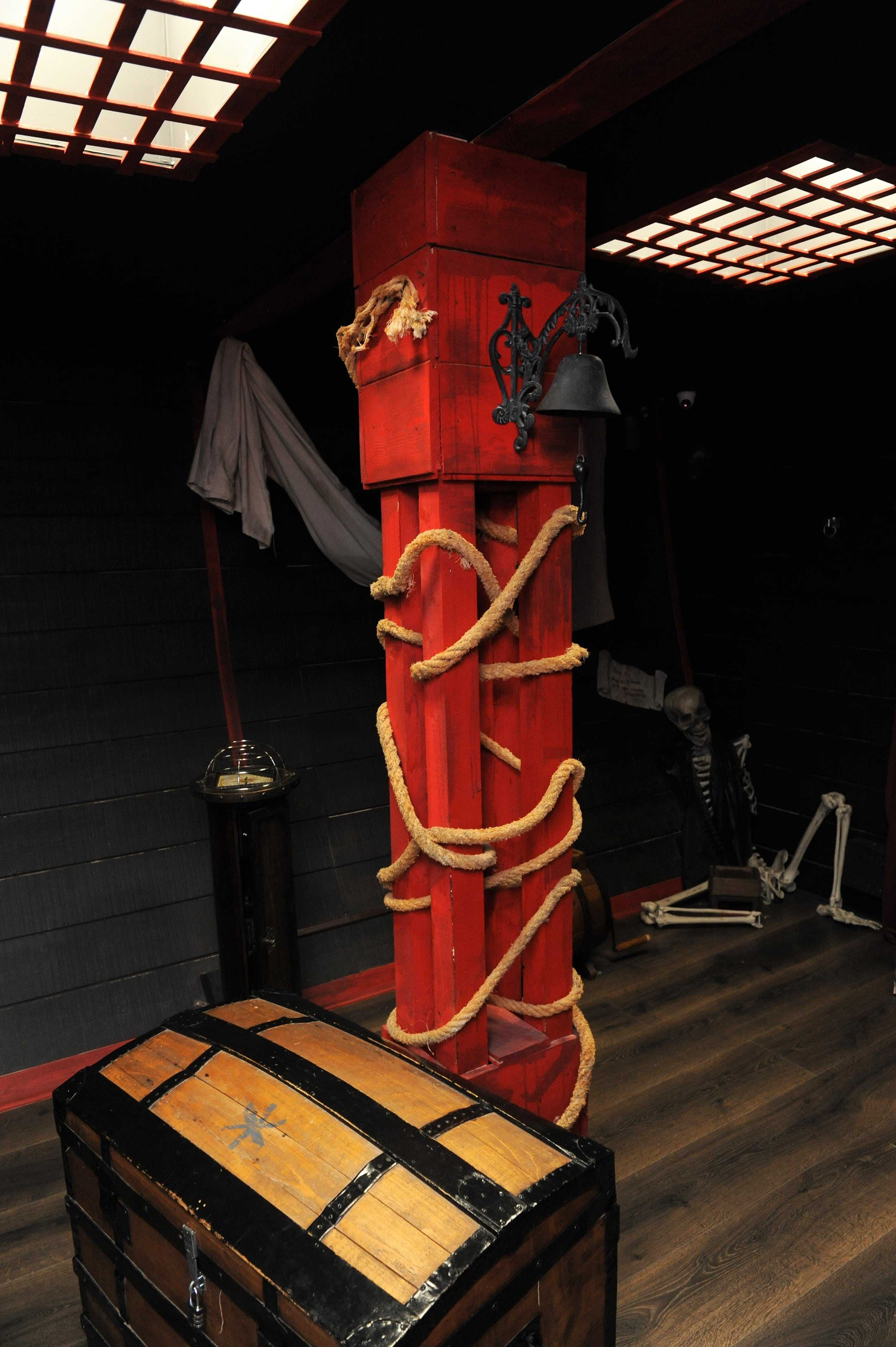 Salle Pirate