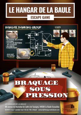 Braquage sous Pression
